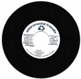 AJ Franklin & Salute - Tonight (Environmental Friendly) 7""